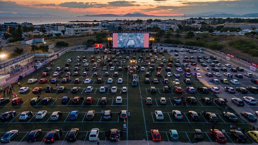 To Drive In Festival επιστρέφει στη Γλυφάδα