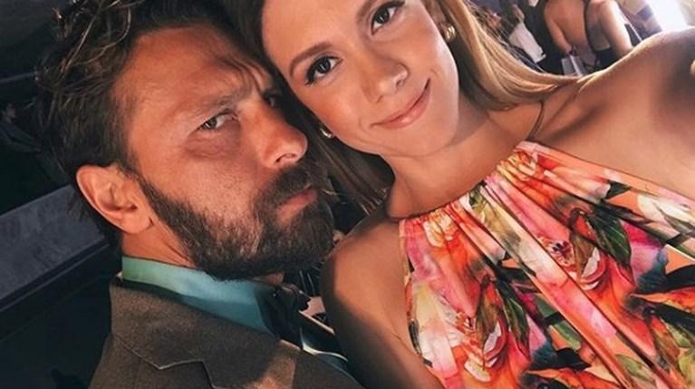 Γιάννης Μαρακάκης – Νίκη Θωμοπούλου: Βάφτισαν την κόρη τους