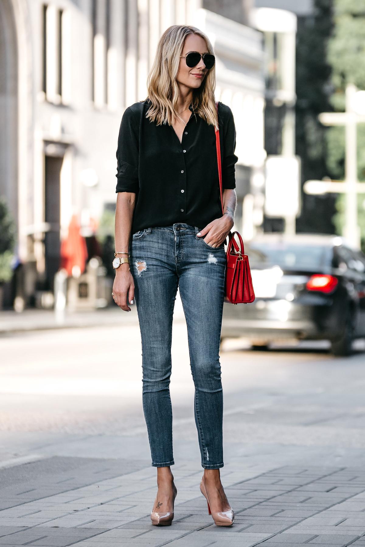 Η fashion editor του Elle, εξηγεί πώς θα βρούμε το τέλειο skinny jean